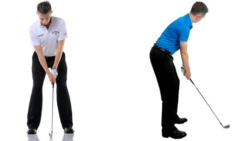 Golf Basics Lesson – Posture