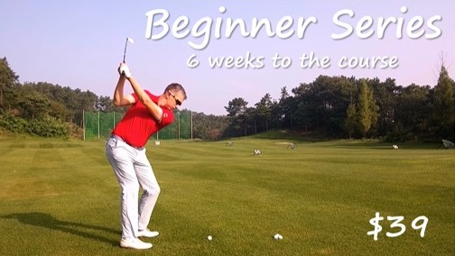 Golf Beginners Guide – 6 Weeks to the Course