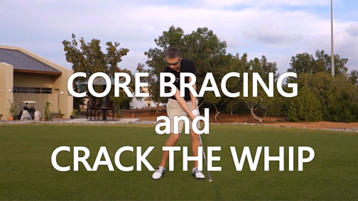 Brace Your Core to Increase Swing Speed
