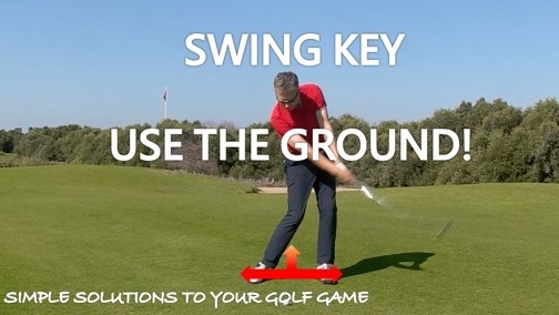 Swing Key – Use the Ground
