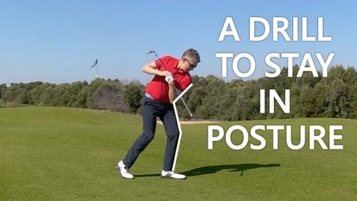Loss of Posture Drill