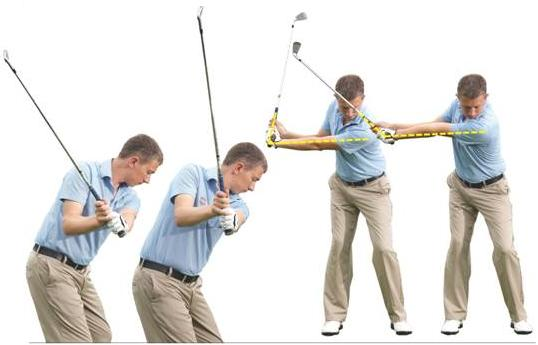 Golf Swing Wrist Cock