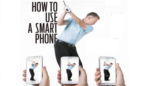 How To Video Your Own Golf Swing (Smart Phone)