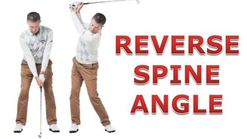 Reverse Spine Tilt
