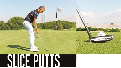 Why do you Hate Slice Putts?