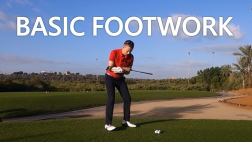 Swing From The Ground – Basic Footwork