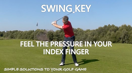 Swing Key – Load the Index Finger